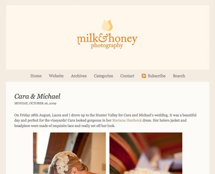 milkandhoney.com.au