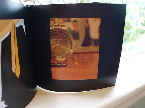Blurb photobook - Luke's gifts