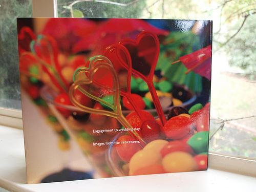 Blurb photobook - back cover