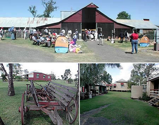 Brisbane Woolshed Rustic Queensland Wedding Venues