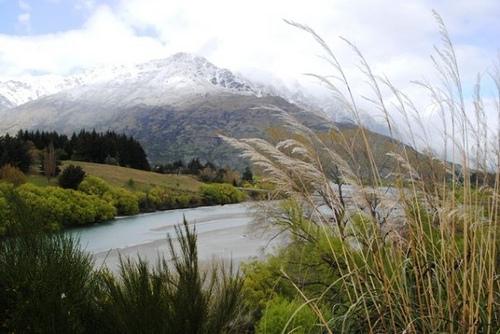 Shotover River Scenic Lookout, Queenstown, NZ