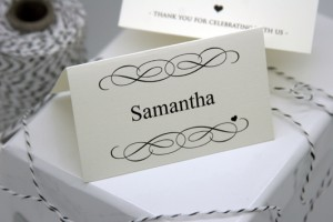 printable place cards