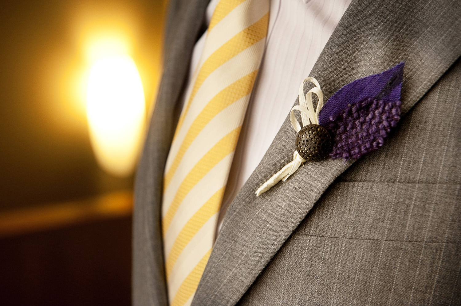 Atypical Type A - DIY boutonniere