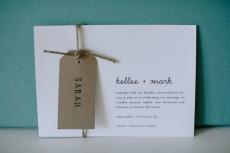 DIY Invitation Tutorial