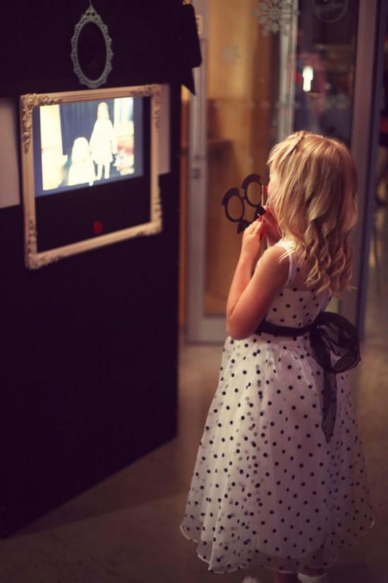 The Flower Girl & Photobooth