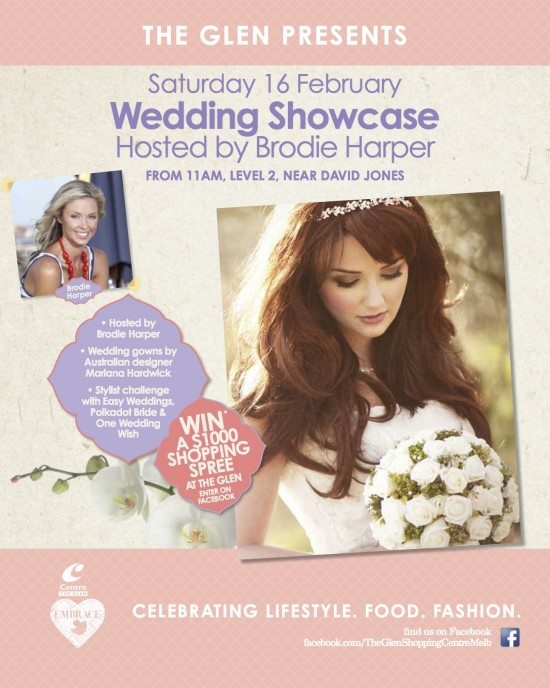CGLENV0263 Bridal Showcase HS Home Decals 2740x2190