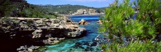 Ibiza honeymoon