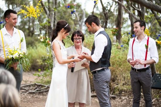 Australian Bush Wedding