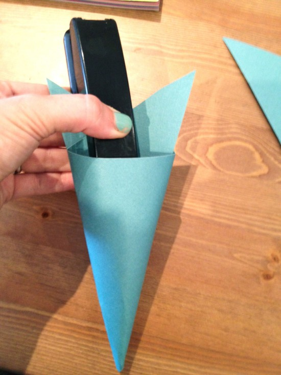 DIY Paper Pastel WAll