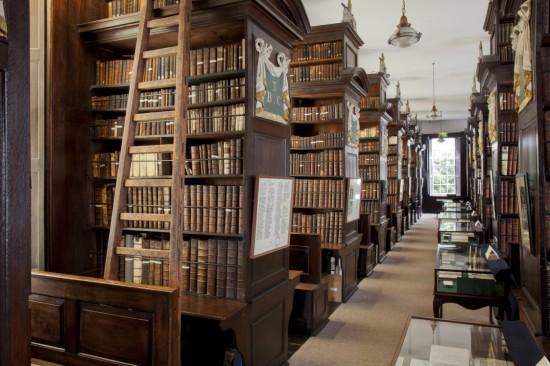 dublin library honeymoon