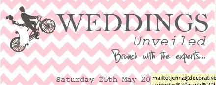 Wedding Unveiled Brunch