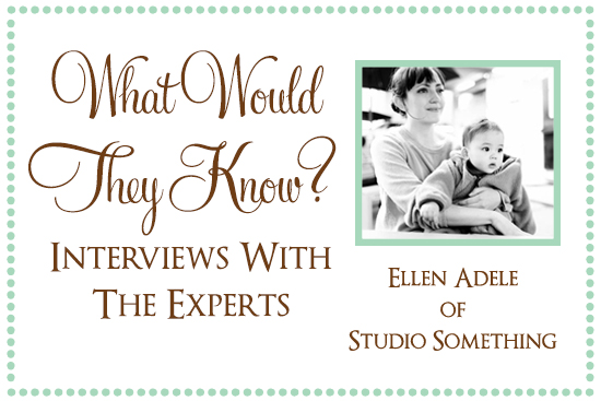 Ellen Adele Studio Something