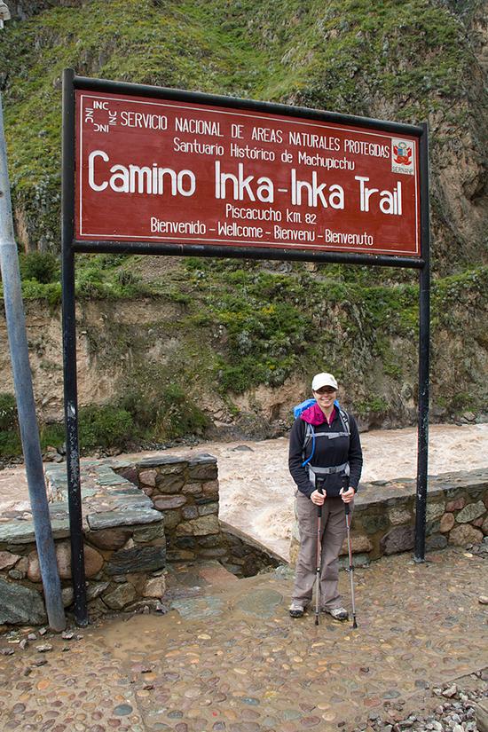 miki.o Inca Trail Peru
