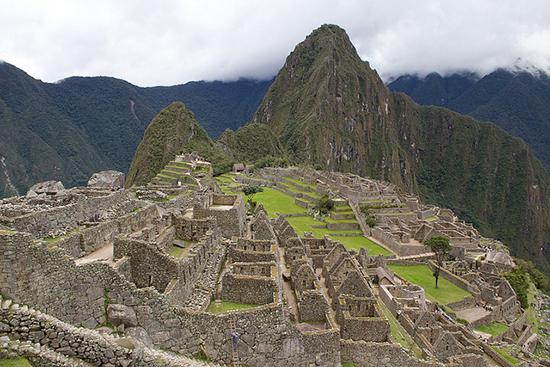 miki.o Machu Picchu Peru 2
