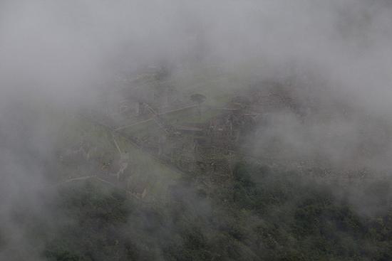 miki.o Machu Picchu Peru