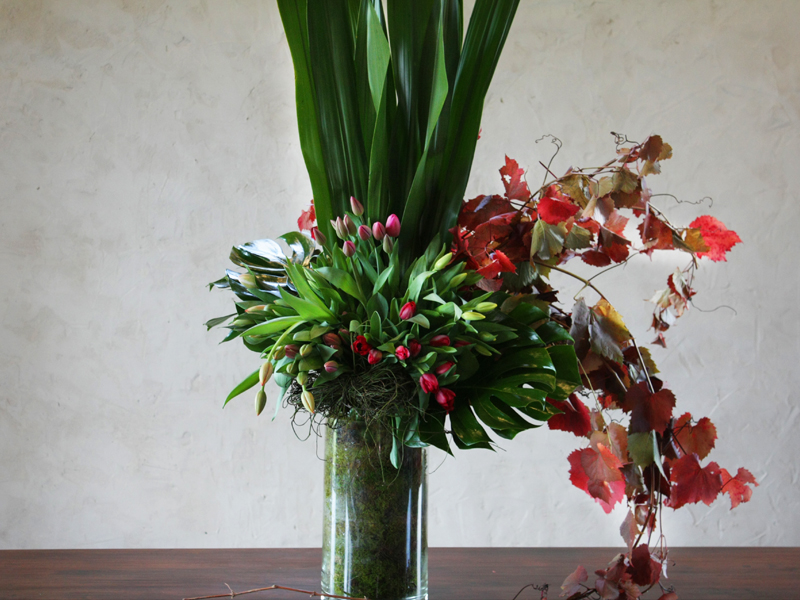 stones yarra valley wedding flowers