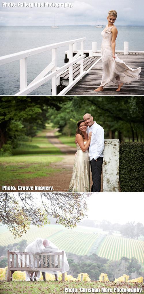 morniington penninsula weddings