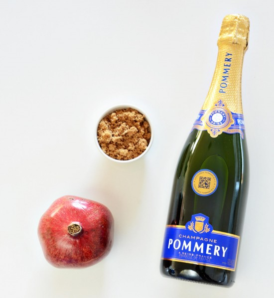 pommery cocktail recipe