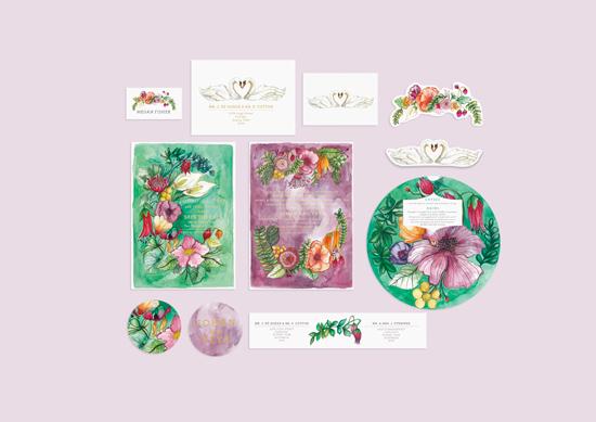 kathryn green wedding invitations002