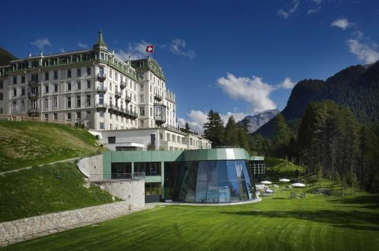 Swiss Honeymoon