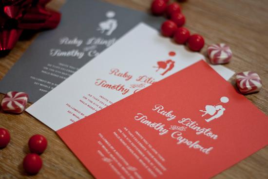 fun wedding invitations038