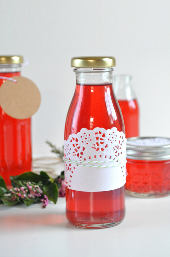 rose-vinegar