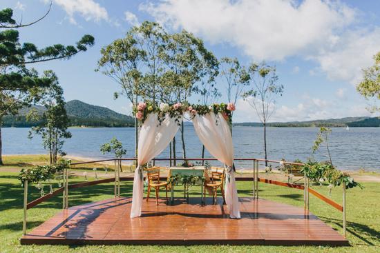 vintage inspired lakehouse wedding009
