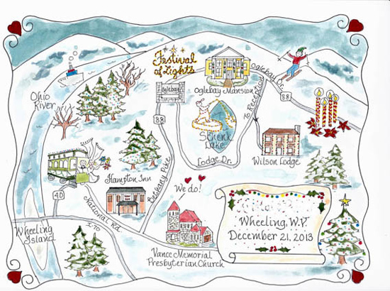 watercolour wedding maps001