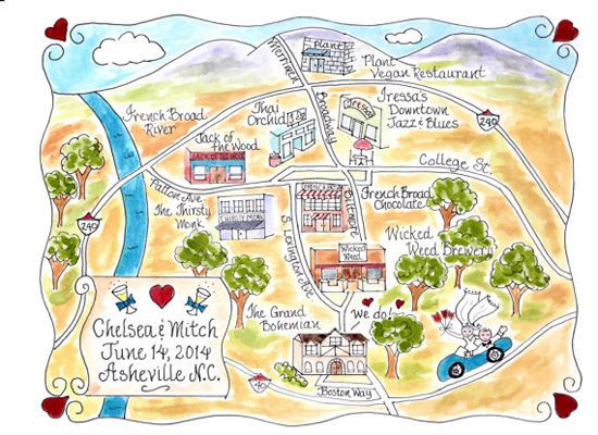 watercolour wedding maps005