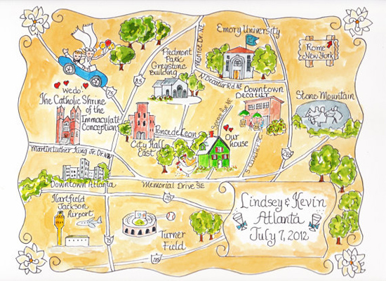 watercolour wedding maps006