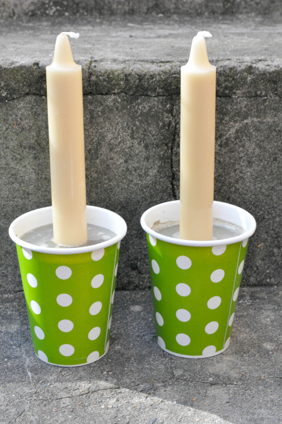 diy-concrete-candle-holders