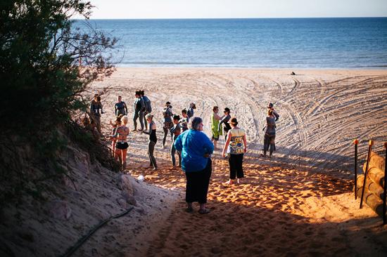eco beach wedding0006