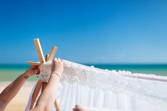 eco beach wedding0030