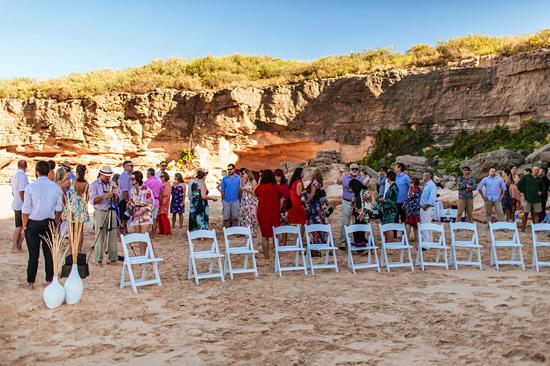 eco beach wedding0069