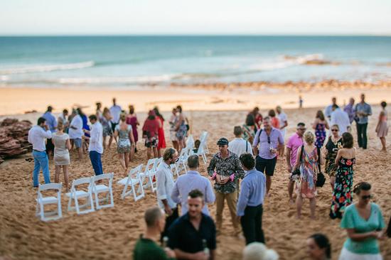eco beach wedding0084