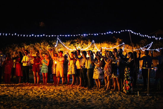 eco beach wedding0121