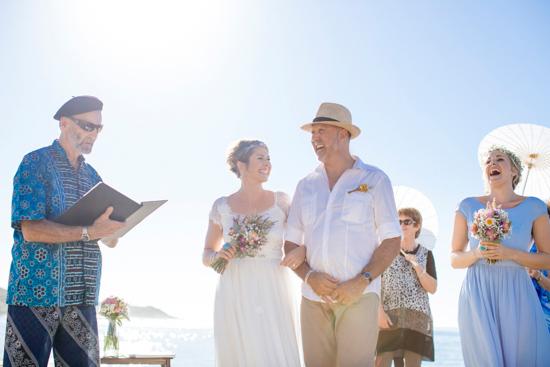 bright casual beach wedding0023