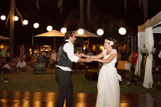 bright casual beach wedding0080