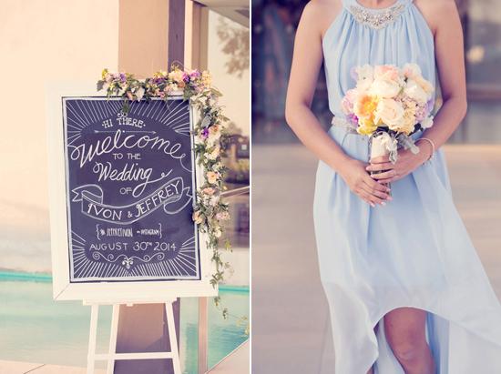 modern fairytale wedding0024