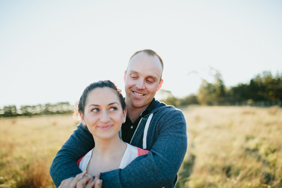 relaxed sunset engagement0006