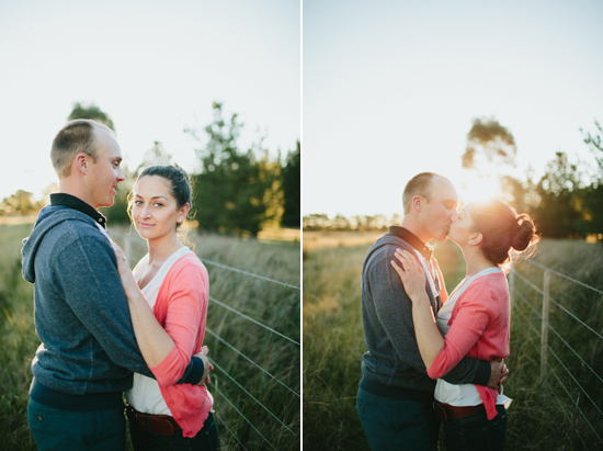 relaxed sunset engagement0014