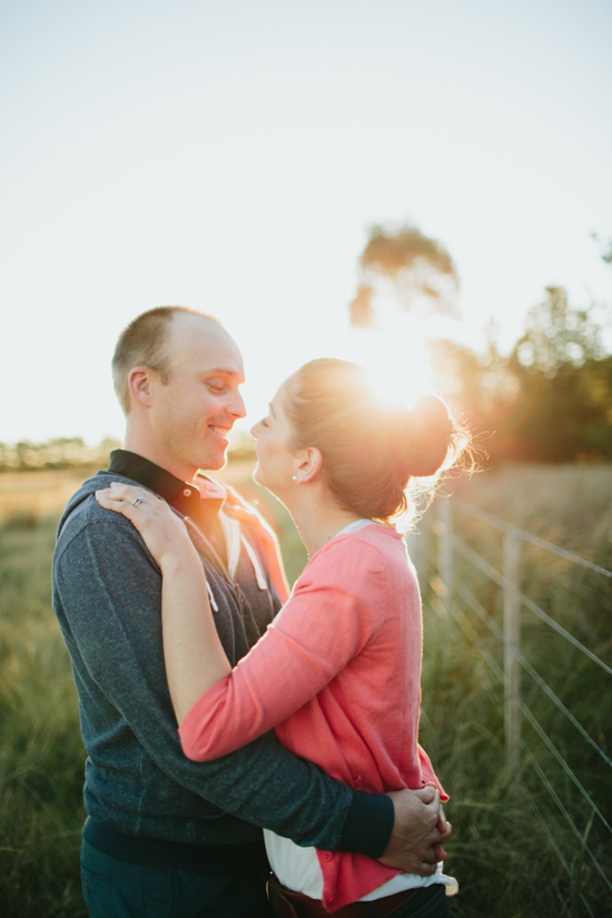 relaxed sunset engagement0015