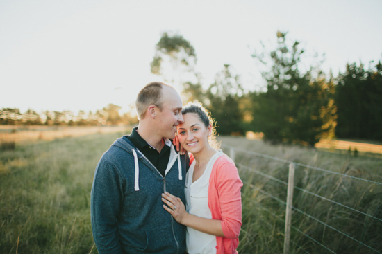 relaxed sunset engagement0017