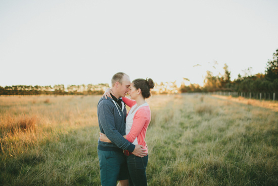 relaxed sunset engagement0023
