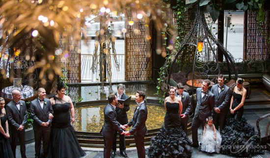 Gay Wedding at Cloudland2