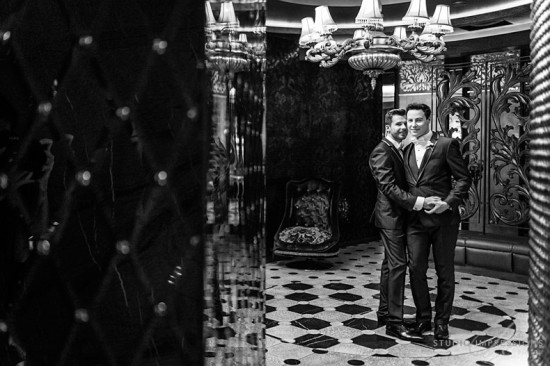 Same Sex Wedding at Cloudland8