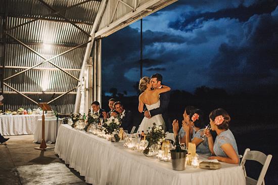 chic air hangar wedding0090