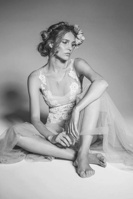 crown of flowers bridal inspiration0003