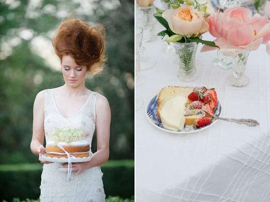 vintage blue china wedding inspiration0098