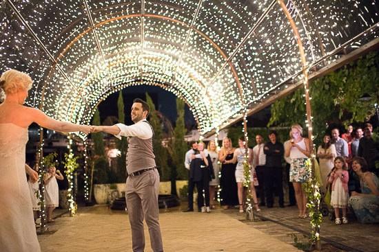 chic garden cafe wedding0119